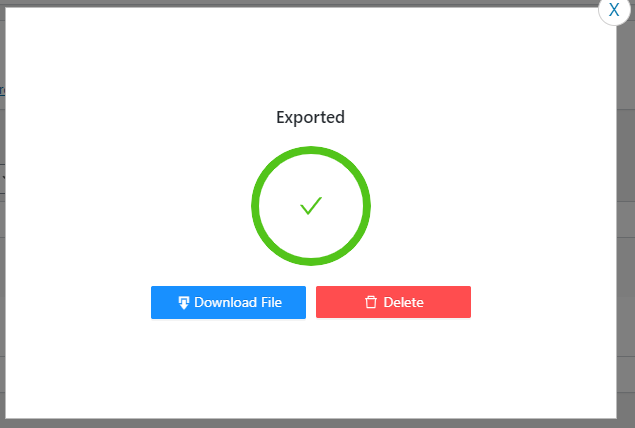Form Vibes Pro - Export Profile